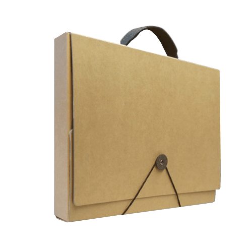 602 Tragemappe Package Design