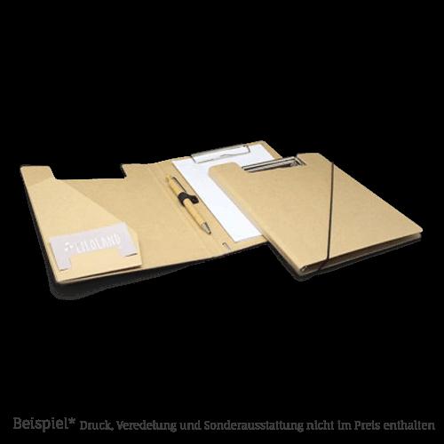 616 A5 Klemmmappe Package Design