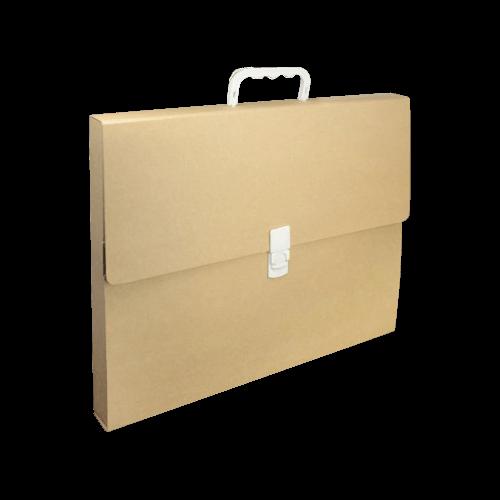 634 A3 Prospektkoffer Package Design