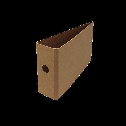 10631 Ordner Natur Karton für Kontoauszuege